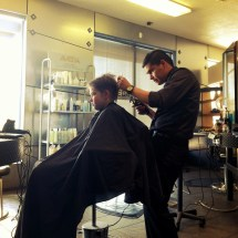 Time for a Hair cut