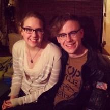Ben and Marlena