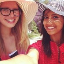 Emma and Graciana