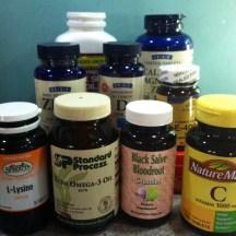 Immune building supplements