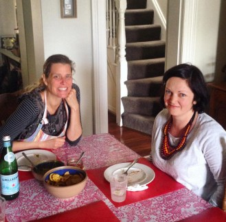 Lunch with Angie Collier