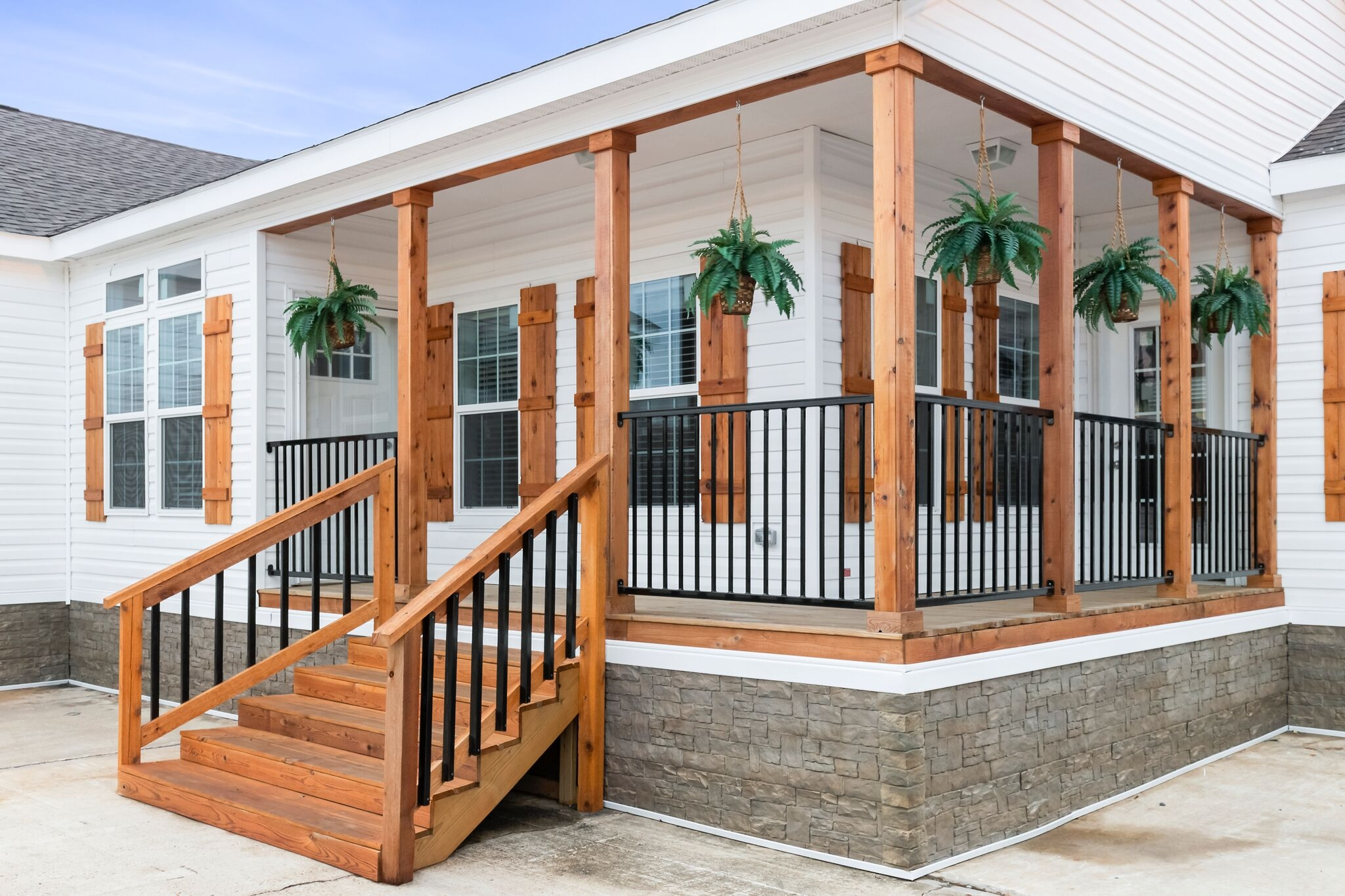Greg Tilley S Bossier Mobile Homes Bossier City La Mobile | Wood Mobile Home Steps For Sale | Trailer House | Two Sided | Cost | Movable | Portable