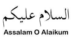 Assalam Alaikum
