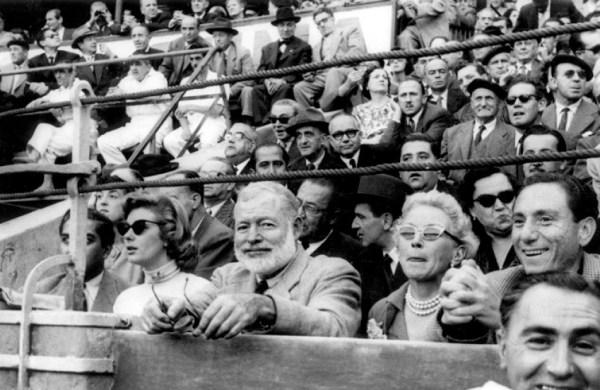 Hemingway's fascination for bullfighting