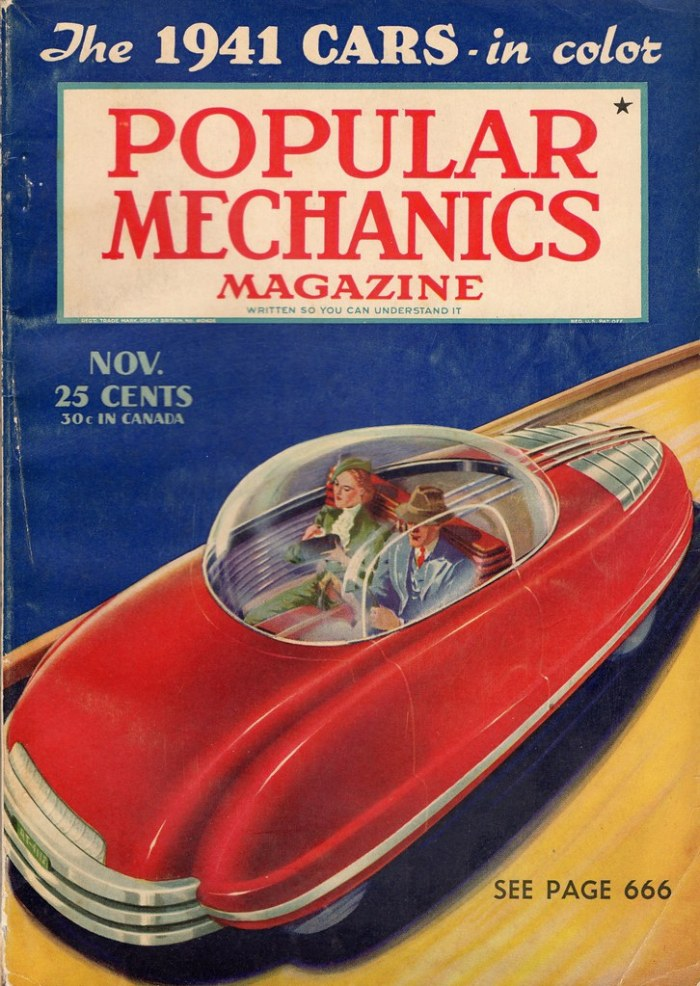 """Popular Mechanics Nov. 1940"" by aldenjewell is licensed under CC BY 2.0"