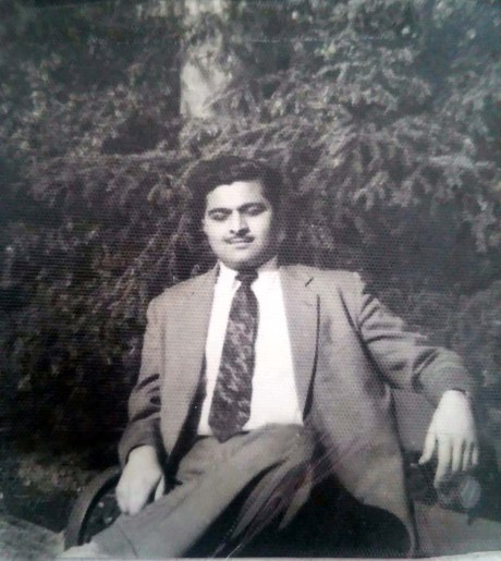 My Late Father