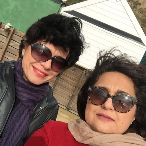 Selma and Anniqua