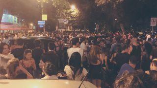 Das Partyleben in Rio de Janeiro