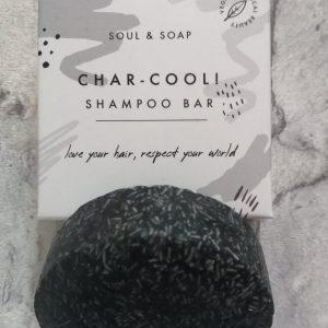 Char-Cooli Shampoo bar