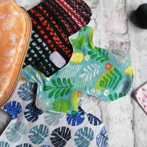 Cloth sanitary pad