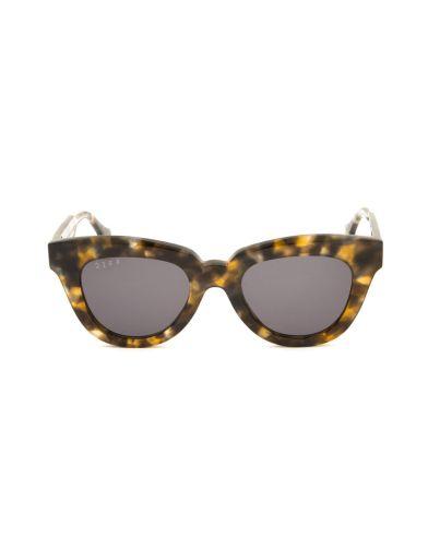 Diff Eyewear Jagger Tortoise Summer Sunglasses