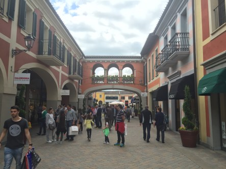 Serravale Designer Outlet Mall