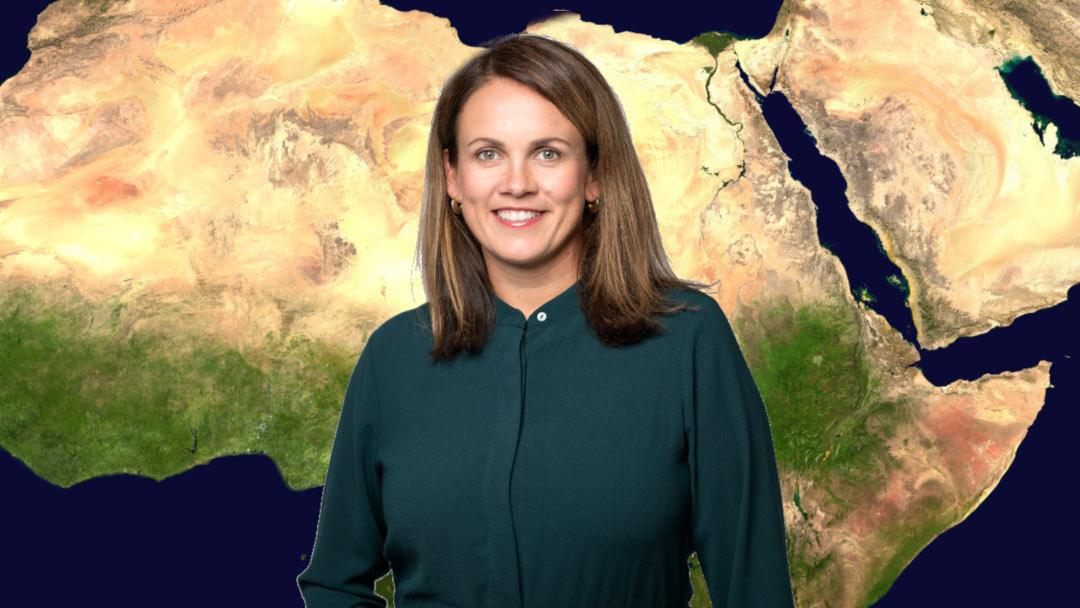 Ut av Afrika. Inn i Coop