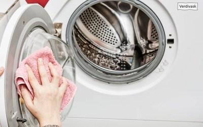 Hvordan vaske verdier?