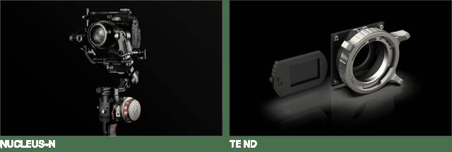 Nucleus N + TE ND Neutral Density Filter