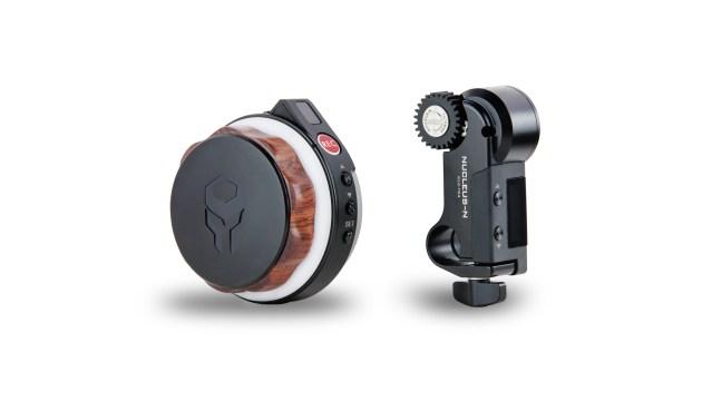 Nucleus-Nano: Wireless Lens Control System