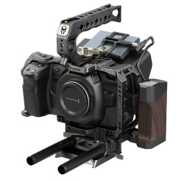 Camera Cage for BMPCC 4K - Tactical Kit
