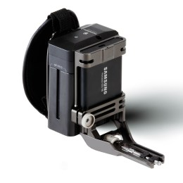 Side Power Handle Type I (F970 Battery) - Tilta Gray