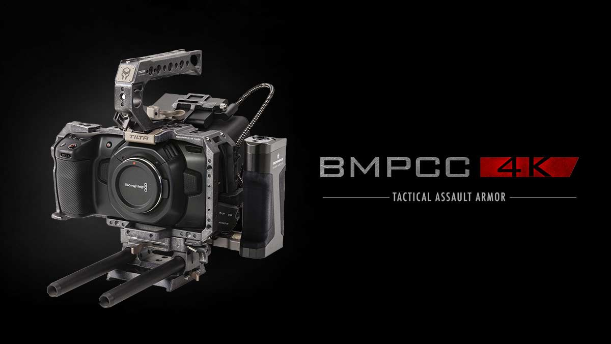 build the perfect cage for your bmpcc 4k