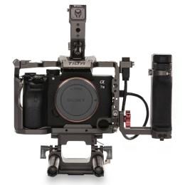 Tiltaing Sony a7/a9 Series Kit C – Tilta Gray