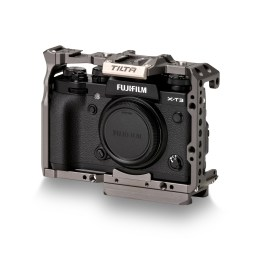 Full Camera Cage for Fujifilm X-T3 - Tilta Gray