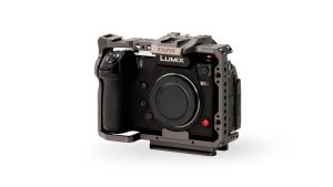 Full Camera Cage for Panasonic S Series – Tilta Gray