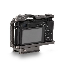 Full Camera Cage for Sony a6 Series - Tilta Gray