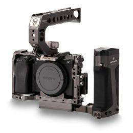 Tiltaing Sony a6 Series Kit B - Tilta Gray