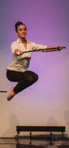 Ballett RAD Charaktertanz grade 4