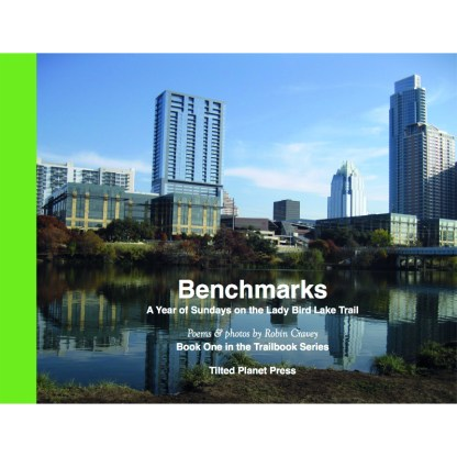 Benchmarks book cover.