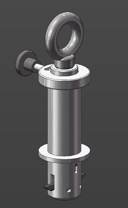 Tilt-Lock Spool Lifters