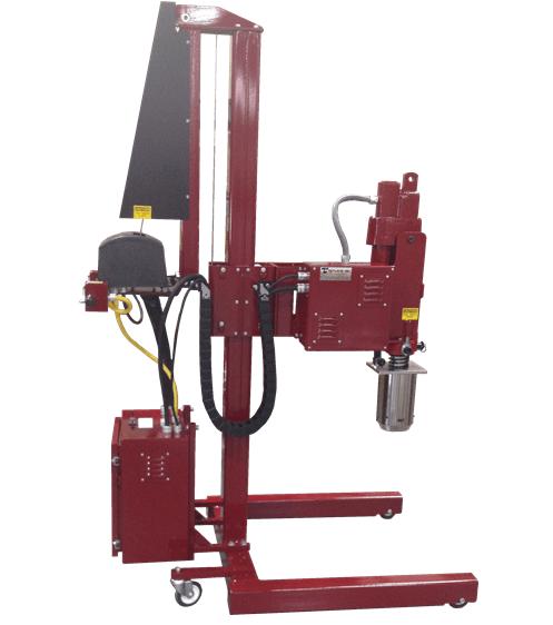 TL800 Roll Handling Carts