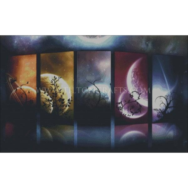 Planets Align V | Tilton Crafts
