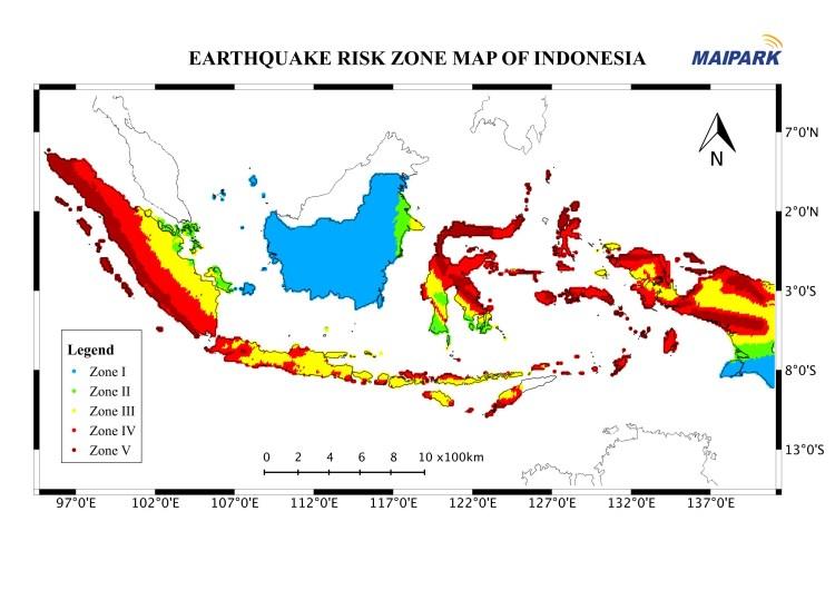 Asuransi Gempa Bumi, Letusan Gunung Berapi, Tsunami