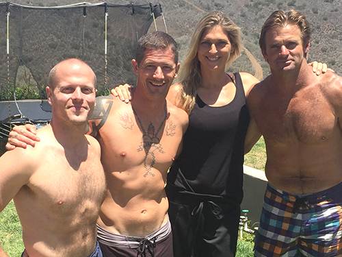Laird Hamilton, The King of Big Wave Surfing (Plus: Gabrielle Reece and Brian MacKenzie) (#89)