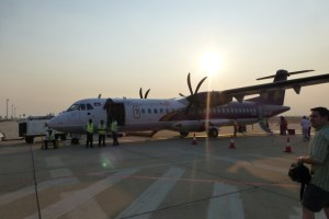 Our Ride to Phnom Penh