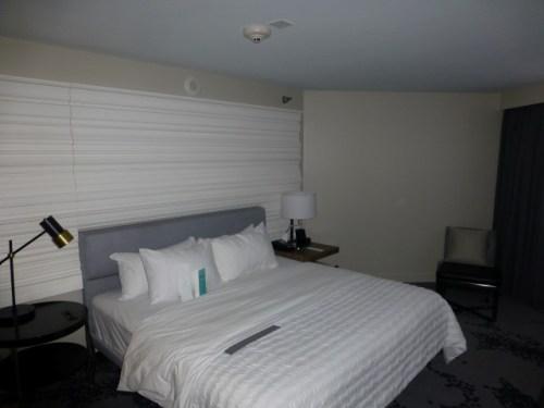 Bedroom - King Bed - Ample Bedside Outlets