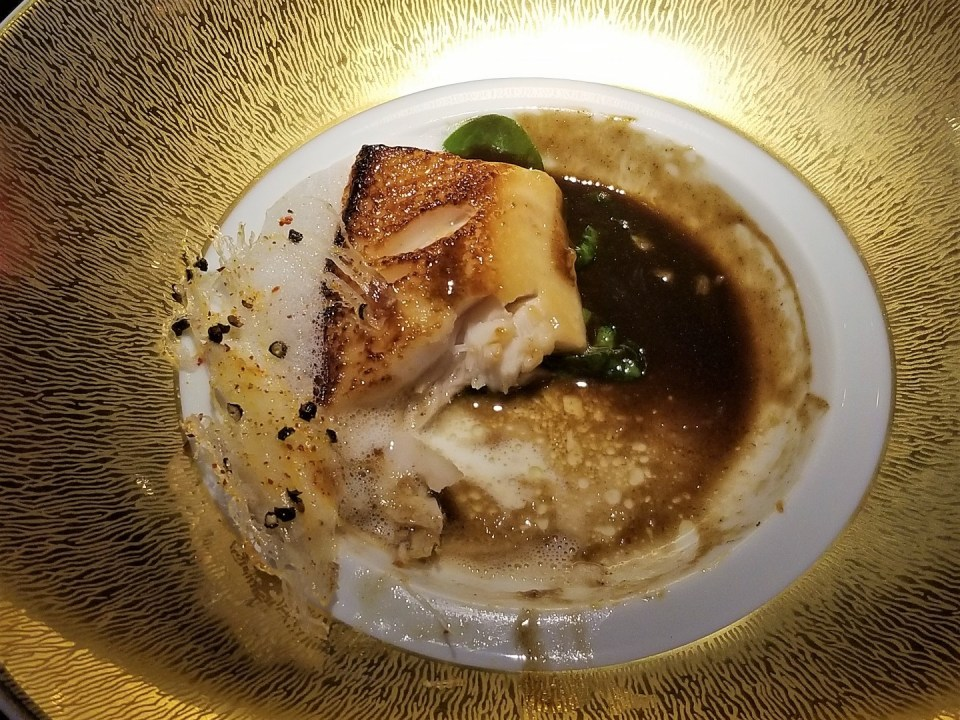 Halibut Course