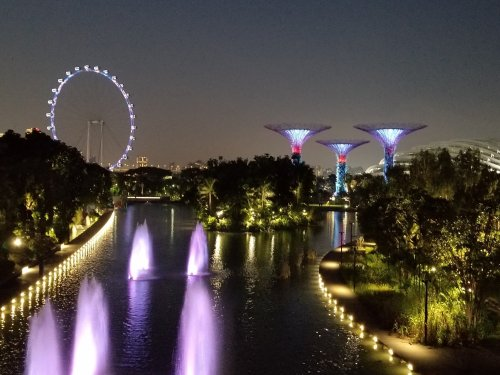 Visit Singapore Gardens by the Bay