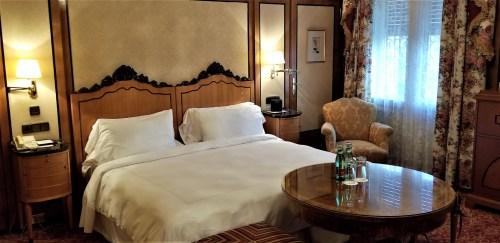 Bristol Hotel Vienna - Master Bedroom
