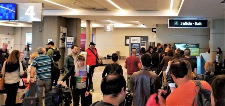 LATAM Argentina Baggage Claim
