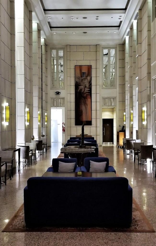 Park Hyatt Mendoza - Main Lobby