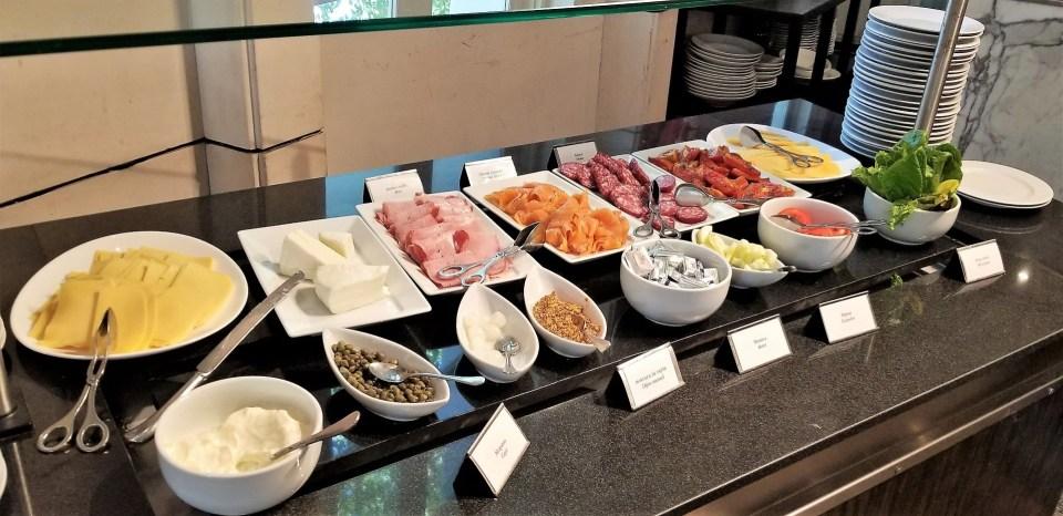 Park Hyatt Mendoza - Breakfast
