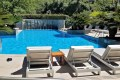 Park Hyatt Mendoza Pool Deck