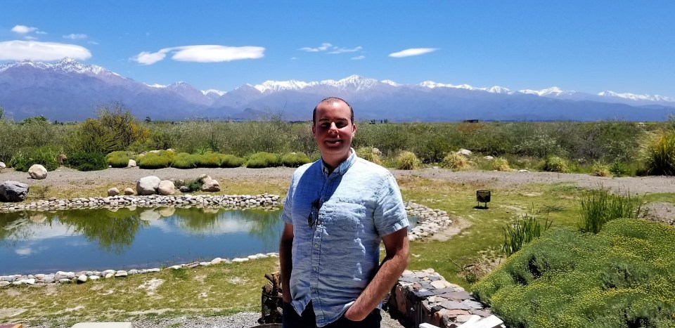 Mendoza Argentina Wine Tasting
