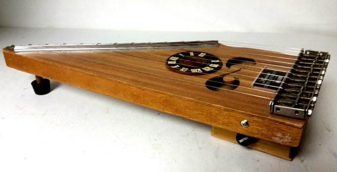 "Electrified ""Zippy"" Zither"