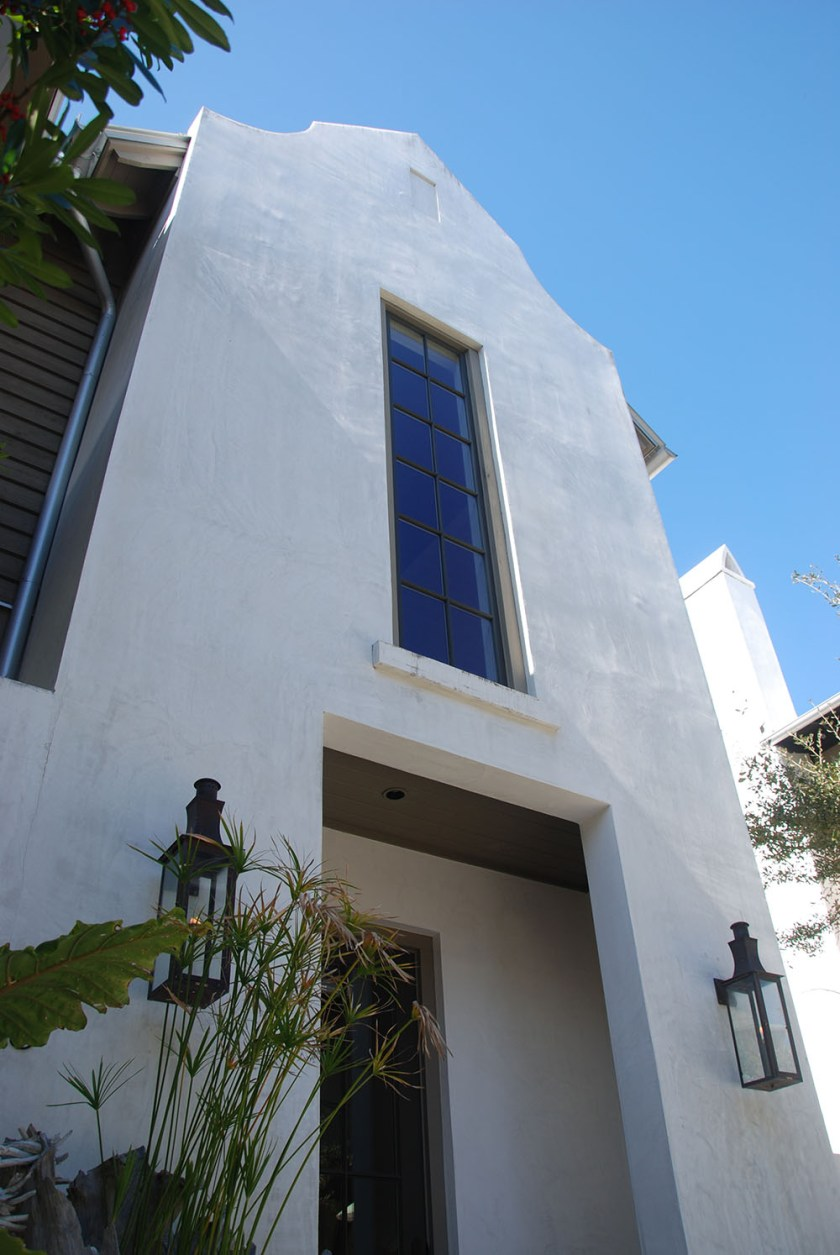 McNamara-Rosemary Beach-West Water House-Exterior Entry-3