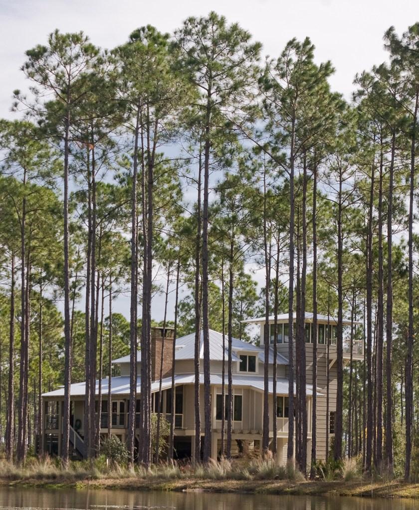 McNamara-Rivercamps House-Water