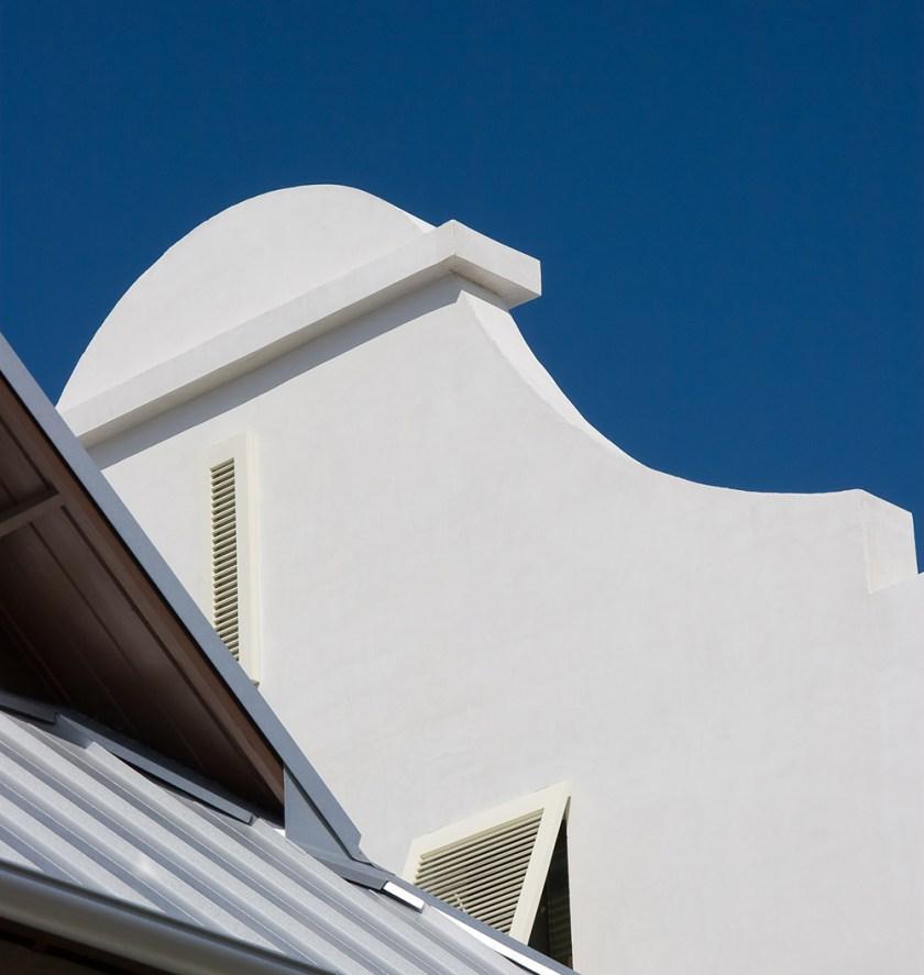 McNamara-Rosemary Beach House-Johnstown Lane-Exterior-Parapet