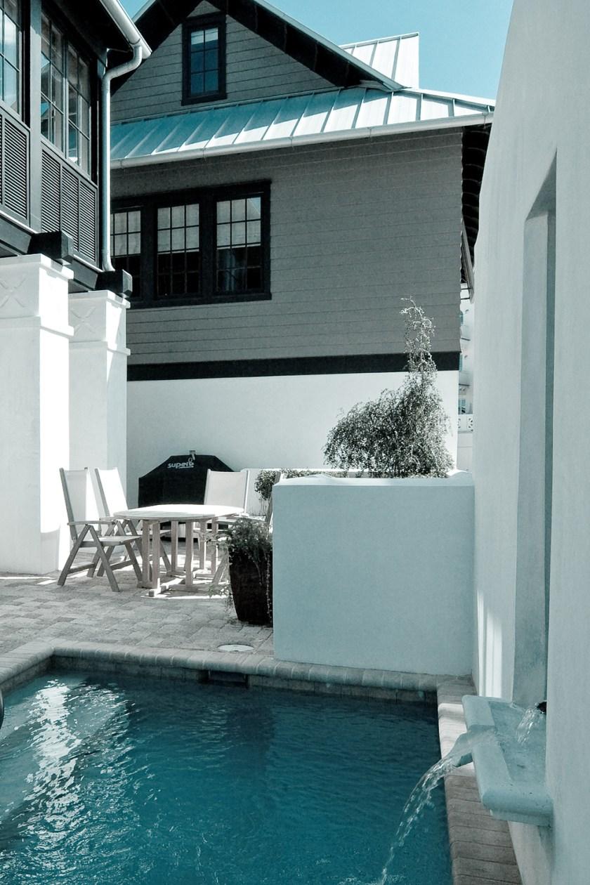 McNamara-Rosemary Beach House-New Providence Lane-Exterior-Pool